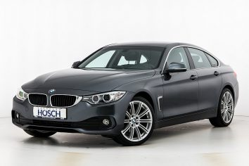BMW 420d Gran Coupe Aut.  LP:49.209.-€ bei Autohaus Hösch GmbH in