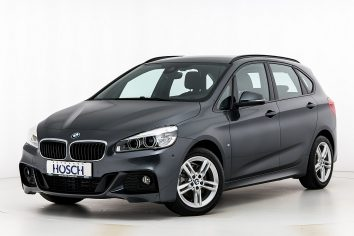 BMW 220d Active Tourer M-Sport xDrive Aut. LP:53.430.-€ bei Autohaus Hösch GmbH in
