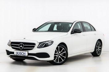Mercedes-Benz E 220d Avantgarde Aut. LP: 65.440.-€ bei Autohaus Hösch GmbH in