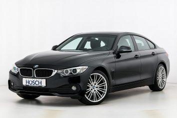 BMW 420d Gran Coupe Aut.  LP:47.442.-€ bei Autohaus Hösch GmbH in