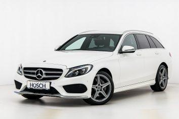 Mercedes-Benz C 220d Kombi 4Matic AMG-Line Aut. LP: 64.477,-€ bei Autohaus Hösch GmbH in