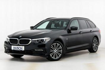BMW 520d Touring xDrive Sport Line Aut. LP: 71.536,-€ bei Autohaus Hösch GmbH in