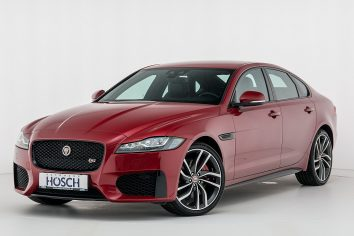 Jaguar XF S Aut.  LP: 96.980.-€ bei Autohaus Hösch GmbH in