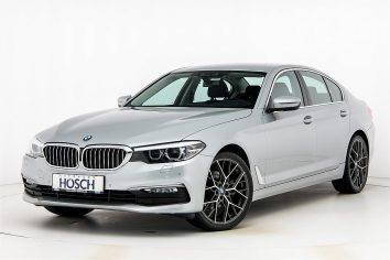 BMW 520d Aut.   LP: 57.363.- € bei Autohaus Hösch GmbH in