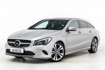 Mercedes-Benz CLA 180d Shooting Brake LP: 43.736,-€ bei Autohaus Hösch GmbH in