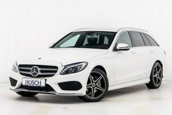 Mercedes-Benz C 220d Kombi Aut. AMG-Line  LP: 60.129.- € bei Autohaus Hösch GmbH in