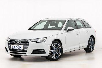 Audi A4 Avant 2,0 TDI Sport S-tronic LP: 55.717.-€ bei Autohaus Hösch GmbH in
