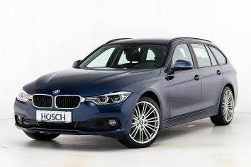 BMW 316d Touring Advantage Aut.  LP:50.489.- € bei Autohaus Hösch GmbH in