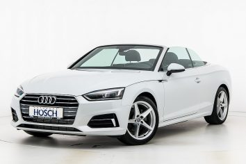 Audi A5 Cabriolet 2.0 TFSI Sport S-tronic LP:63.577,- € bei Autohaus Hösch GmbH in