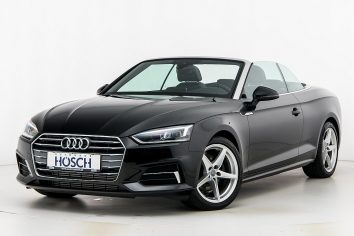 Audi A5 Cabriolet 2.0 TFSI Sport S-tronic LP:63.577,- € bei Autohaus Hösch GmbH in