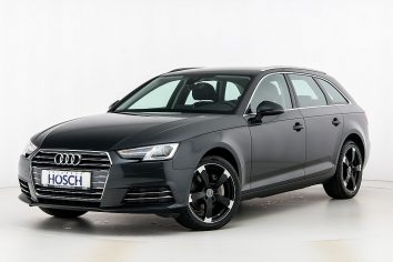 Audi A4 Avant 2,0 TDI Sport S-tronic LP: 56.135,-€ bei Autohaus Hösch GmbH in
