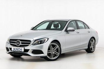 Mercedes-Benz C 220d Aut. LP: 50.603.- € bei Autohaus Hösch GmbH in