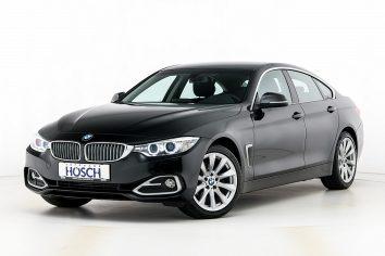 BMW 420d Gran Coupe Aut. LP:48.279.-€ bei Autohaus Hösch GmbH in