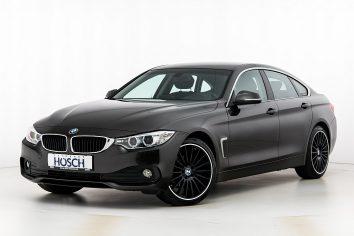 BMW 420d Gran Coupe Aut.  LP:48.490.-€ bei Autohaus Hösch GmbH in