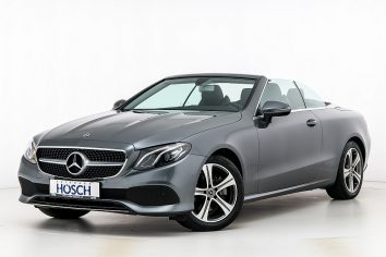 Mercedes-Benz E 200 Cabrio Avantgarde Aut. LP: 72.650.-€ bei Autohaus Hösch GmbH in