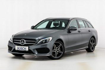 Mercedes-Benz C 220d Kombi Aut. AMG-Line  LP: 59.222.- € bei Autohaus Hösch GmbH in