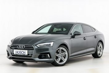 Audi A5 Sportback 3.0 TDI quattro Sport S-line S-tronic LP: 78.266,-€ bei Autohaus Hösch GmbH in