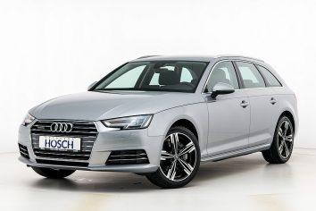 Audi A4 Avant 2,0 TDI quattro Sport S-tronic LP: 64.349,-€ bei Autohaus Hösch GmbH in