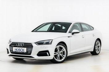 Audi A5 Sportback 2.0TDI quattro Sport S-tronic LP: 64.538.-€ bei Autohaus Hösch GmbH in
