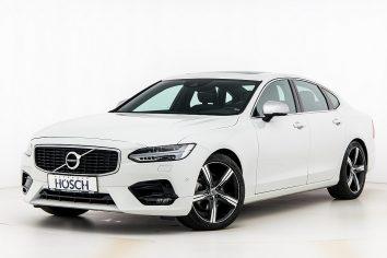 Volvo S90 D4 AWD R-Design Aut. LP:71.230.-€ bei Autohaus Hösch GmbH in