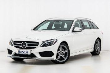 Mercedes-Benz C 220d Kombi Aut. AMG-Line  LP: 57.702.- € bei Autohaus Hösch GmbH in