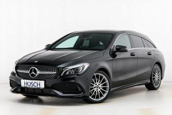 Mercedes-Benz CLA 220d Shooting Brake AMG-Line Aut. LP: 59.878,-€ bei Autohaus Hösch GmbH in
