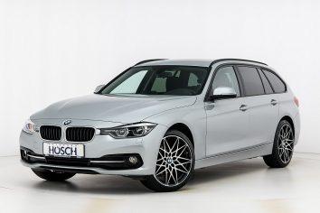 BMW 320d xDrive Kombi Sport Line Aut. LP: 58.378.-€ bei Autohaus Hösch GmbH in