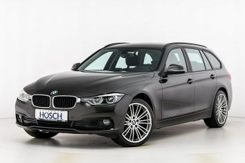 BMW 316d Touring Advantage Aut.  LP:48.370.- € bei Autohaus Hösch GmbH in