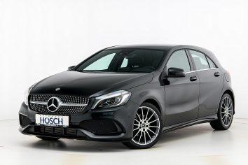 Mercedes-Benz A 200d AMG-Line LP: 38.864.-€ bei Autohaus Hösch GmbH in