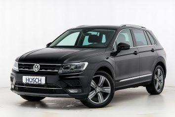 VW Tiguan 2.0 TDI Highline DSG LP: 48.739,-€ bei Autohaus Hösch GmbH in