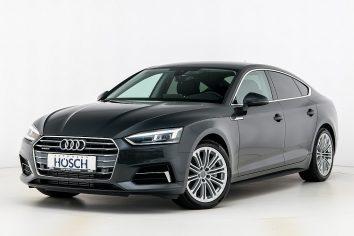 Audi A5 Sportback 2.0 TFSI quattro Sport S-tronic LP: 72.796,-€ bei Autohaus Hösch GmbH in