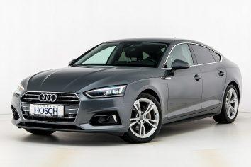 Audi A5 Sportback 2.0 TDI quattro Sport S-tronic LP: 69.839,-€ bei Autohaus Hösch GmbH in