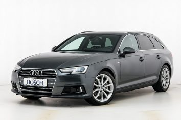 Audi A4 Avant 2,0 TDI quattro Sport S-Line S-tronic LP: 70.114,-€ bei Autohaus Hösch GmbH in