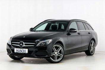 Mercedes-Benz C 180 Kombi A-Edition Plus Aut.  LP: 46.924.- € bei Autohaus Hösch GmbH in