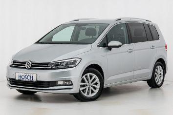VW Touran 2.0 TDI Highline DSG LP: 47.754,-€ bei Autohaus Hösch GmbH in