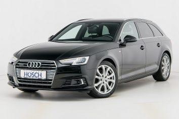 Audi A4 Avant 2,0 TDI quattro Sport S-Line S-tronic LP: 69.362,-€ bei Autohaus Hösch GmbH in