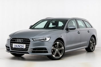 Audi A6 Avant 2.0 TDI S-Line S-tronic LP: 62.684.-€ bei Autohaus Hösch GmbH in