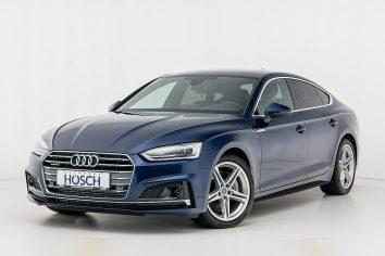 Audi A5 Sportback 3.0 TDI quattro Sport 2xS-line S-tronic LP: 80.358,-€ bei Autohaus Hösch GmbH in