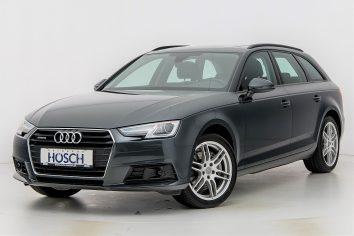 Audi A4 Avant 2,0 TDI quattro S-tronic LP: 65.037,-€ bei Autohaus Hösch GmbH in
