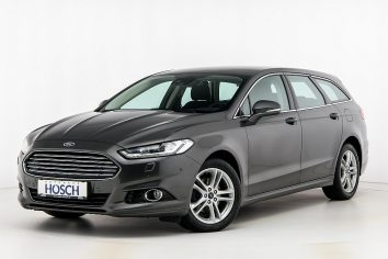 Ford Mondeo Kombi 2.0 TDCi Titanium Aut. LP: 44.537.-€ bei Autohaus Hösch GmbH in