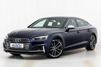Audi S5 Sportback 3,0TFSI quattro S-tronic LP: 104.441,-€ bei Autohaus Hösch GmbH in