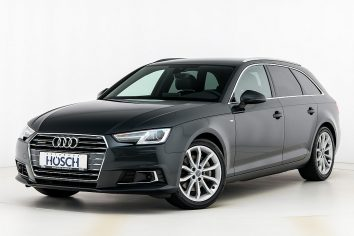 Audi A4 Avant 2,0 TDI quattro Sport S-Line S-tronic LP: 68.953,-€ bei Autohaus Hösch GmbH in