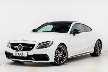 Mercedes-Benz C 63 AMG S Coupe Aut. LP:133.908,- € bei Autohaus Hösch GmbH in