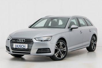 Audi A4 Avant 2,0 TDI quattro Sport S-tronic LP: 66.036.-€ bei Autohaus Hösch GmbH in