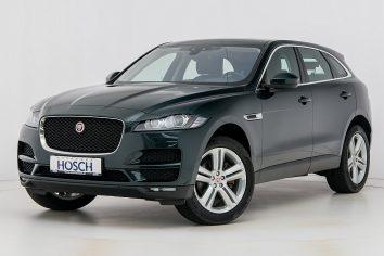 Jaguar F-Pace 20d Prestige AWD Aut. LP: 73.229,-€ bei Autohaus Hösch GmbH in