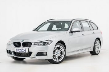 BMW 320d xDrive Kombi M-Sport Aut. LP: 62.705,-€ bei Autohaus Hösch GmbH in