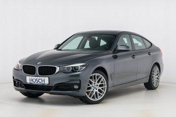 BMW 320d Gran Turismo Advantage Aut. LP: 60.992,- € bei Autohaus Hösch GmbH in