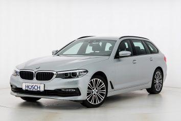 BMW 530i Touring Sport Line Aut. LP: 69.368.-€ bei Autohaus Hösch GmbH in