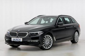 BMW 520d Touring Aut. LP: 60.838.- € bei Autohaus Hösch GmbH in