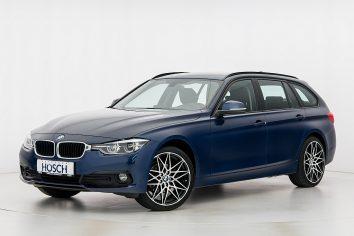 BMW 320d Touring xDrive Advantage Aut. LP:59.574.-€ bei Autohaus Hösch GmbH in